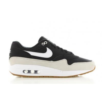 air max 1 zwart wit