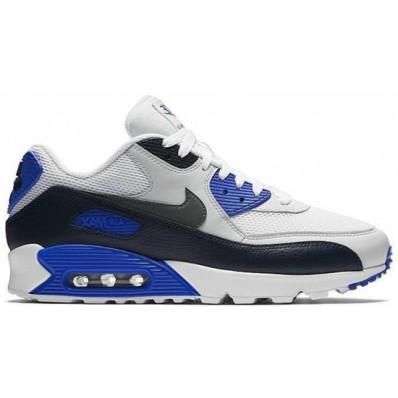 air max 90 essential blauw
