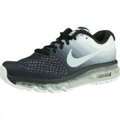 air max zwart wit