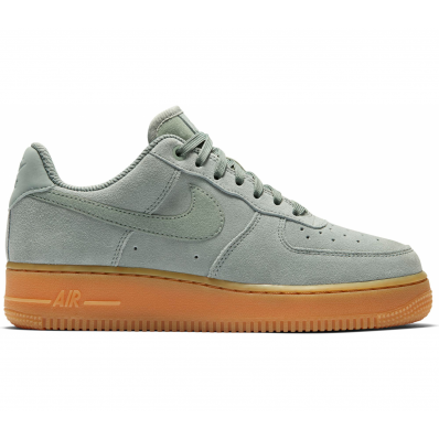 nike air force 1 07 dames groen