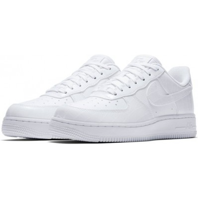 nike air force 1 07 dames wit