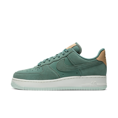 nike air force 1 07 suede grijs