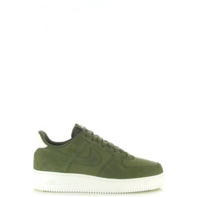nike air force 1 07 suede groen