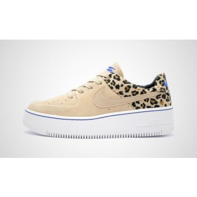 nike air force 1 dames leopard