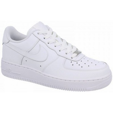 nike air force 1 dames wit zwart
