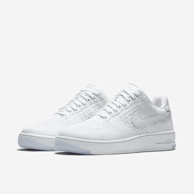 nike air force 1 flyknit low dames schoenen