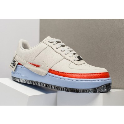 nike air force 1 jester rood