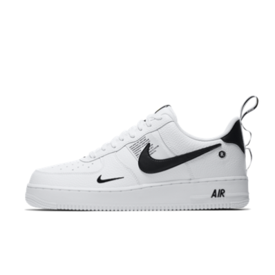nike air force 1 low dames rood