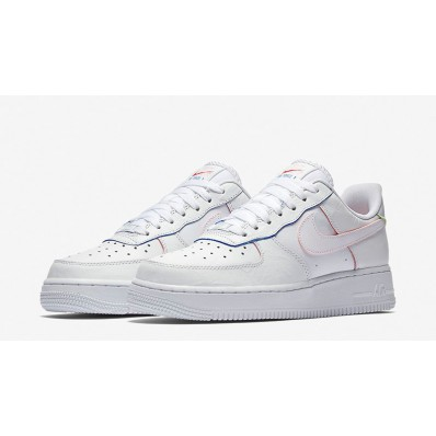 nike air force 1 low dames white