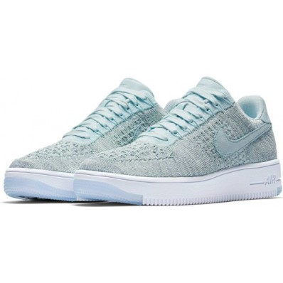 nike air force flyknit low dames
