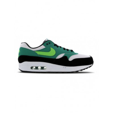 nike air max 1 groen wit
