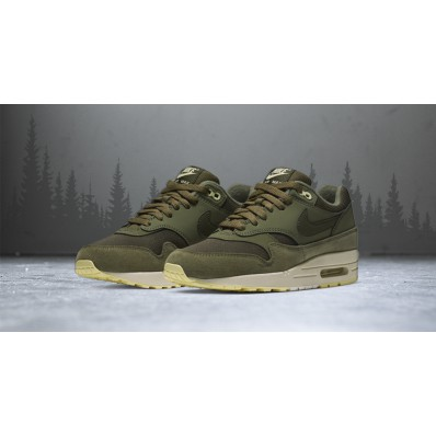 nike air max 1 olive green dames