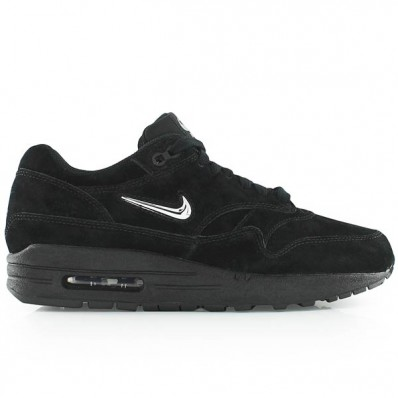 nike air max 1 premium dames black