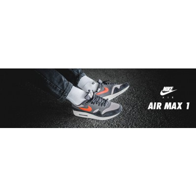 nike air max 1 premium wolf grey dames