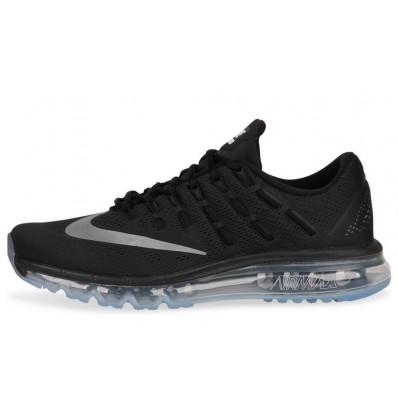 nike air max 2016 zwart wit