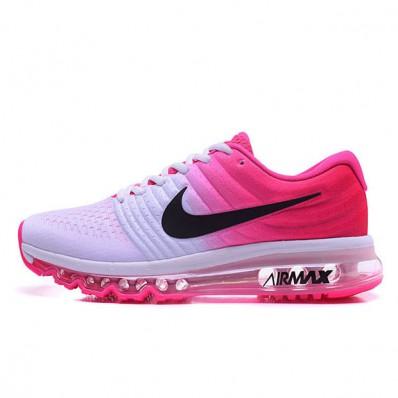 nike air max 2017 dames roze