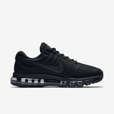 nike air max 2017 zwart heren