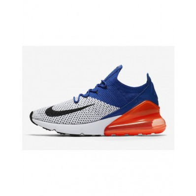 nike air max 270 flyknit dames roze