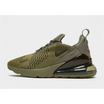 nike air max 270 junior groen