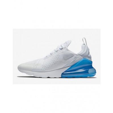 nike air max 270 wit blauw