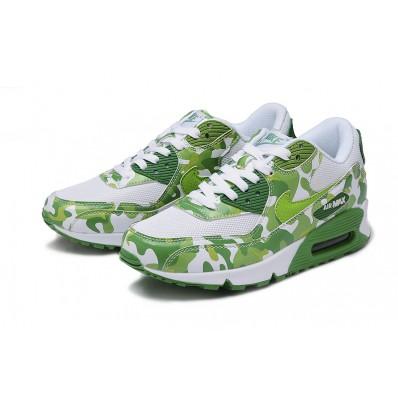 nike air max 90 dames olive green