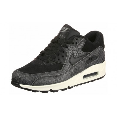 nike air max 90 zwart dames