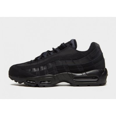 nike air max 95 heren zwart