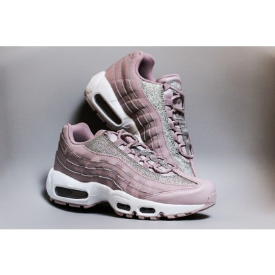 nike air max 95 roze glitter