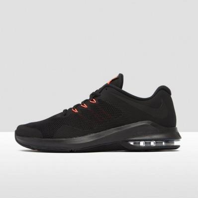 nike air max alpha trainer sneakers zwart heren