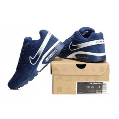 nike air max classic blauw