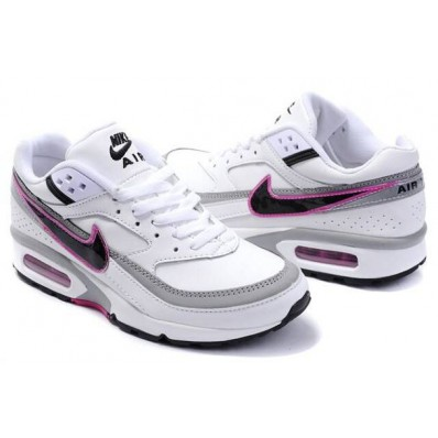 nike air max classic bw dames roze