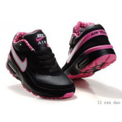 nike air max classic bw roze