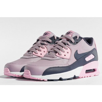 nike air max dames roze zwart