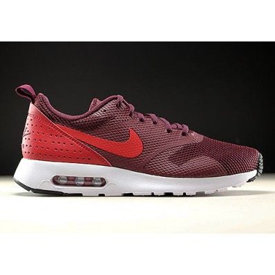 nike air max donker rood