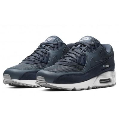 nike air max guille sneakers blauw heren