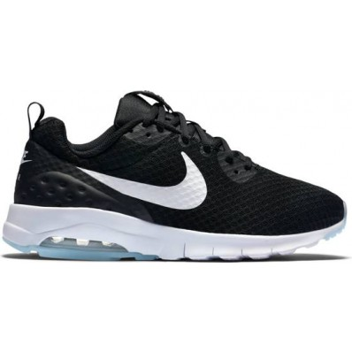 nike air max motion low sneakers zwart dames