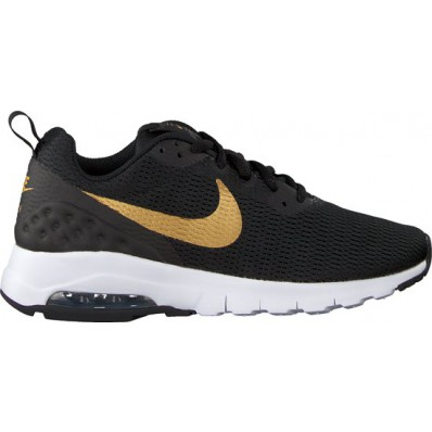 nike air max motion lw sneakers zwart dames