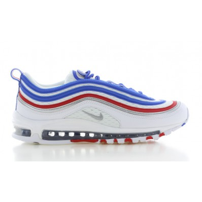 nike air max rood wit blauw