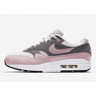nike air max roze grijs