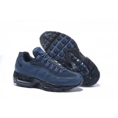nike air max schoenen blauw