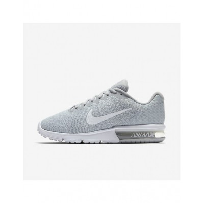 nike air max sequent dames wit