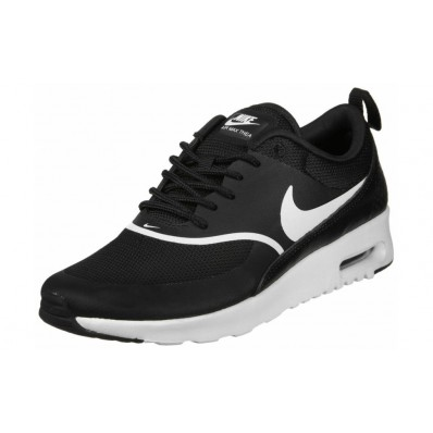 nike air max thea sale dames zwart
