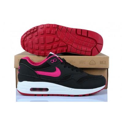 nike airmax 1 dames roze