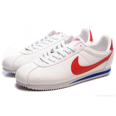 nike cortez dames rood