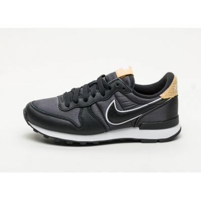 nike internationalist zwart hoog