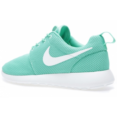 nike roshe run blauw dames