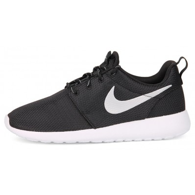 nike roshe run dames zwart wit