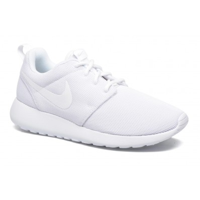 nike roshe run zwart dames sale