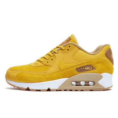 okergele nike air max dames