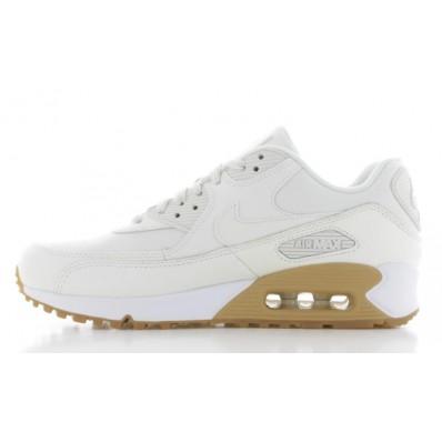 witte nike air max sneakers dames